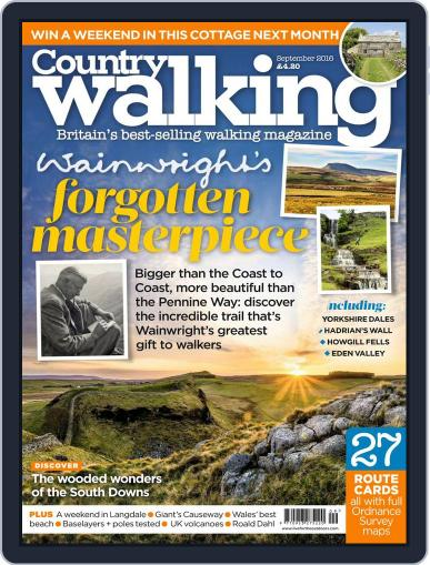 Country Walking (Digital) September 1st, 2016 Issue Cover