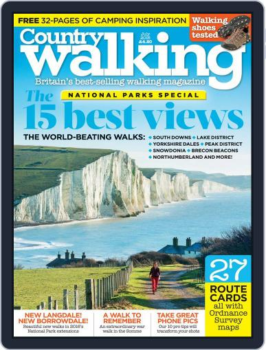 Country Walking (Digital) June 23rd, 2016 Issue Cover