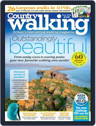 Country Walking May 1st, 2016 Digital Back Issue Cover