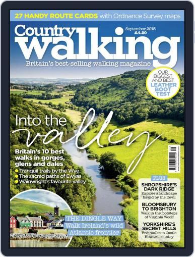 Country Walking (Digital) September 1st, 2015 Issue Cover