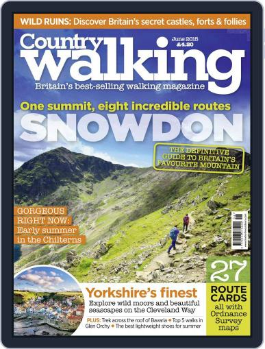 Country Walking (Digital) June 1st, 2015 Issue Cover