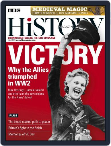Bbc History (Digital) May 1st, 2020 Issue Cover