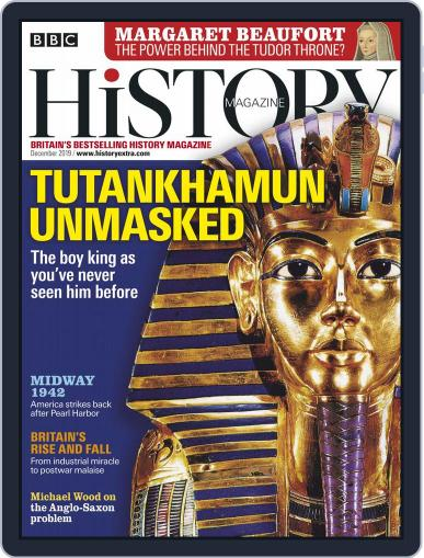 Bbc History December 1st, 2019 Digital Back Issue Cover