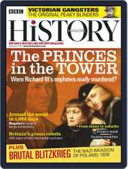 Bbc History (Digital) Subscription September 1st, 2019 Issue