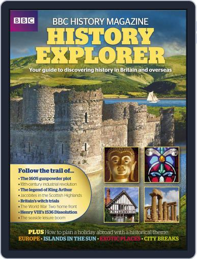 Bbc History (Digital) June 1st, 2016 Issue Cover