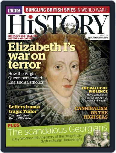 Bbc History April 24th, 2014 Digital Back Issue Cover