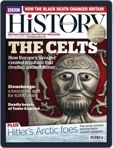 Bbc History (Digital) December 9th, 2013 Issue Cover