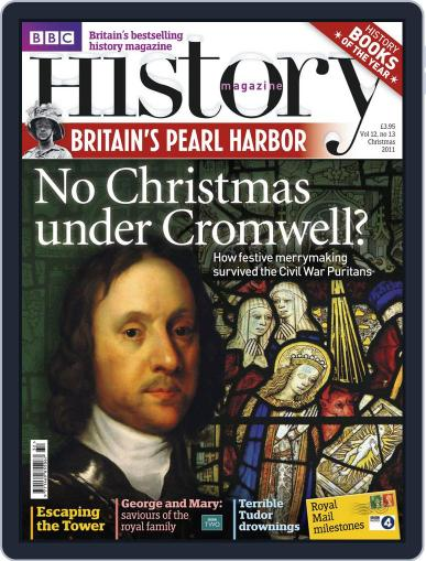 Bbc History (Digital) December 5th, 2011 Issue Cover