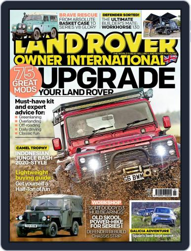 Land Rover Owner (Digital) July 1st, 2020 Issue Cover