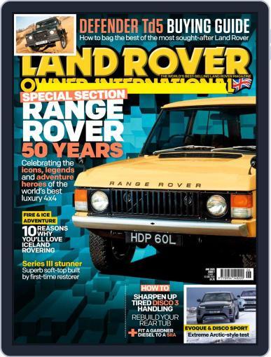 Land Rover Owner June 1st, 2020 Digital Back Issue Cover