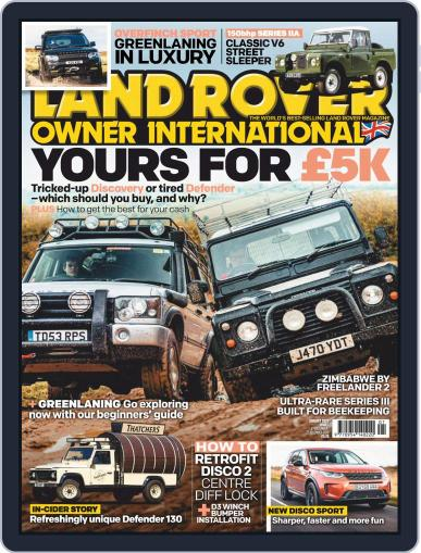 Land Rover Owner January 1st, 2020 Digital Back Issue Cover