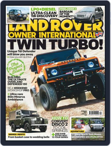 Land Rover Owner (Digital) December 1st, 2019 Issue Cover