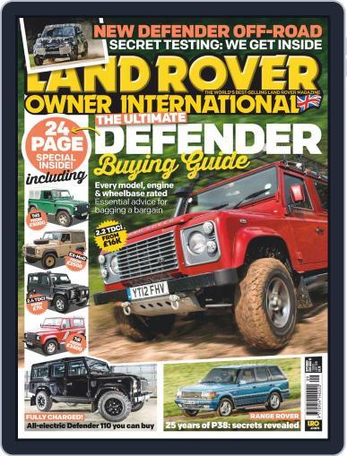 Land Rover Owner (Digital) September 1st, 2019 Issue Cover