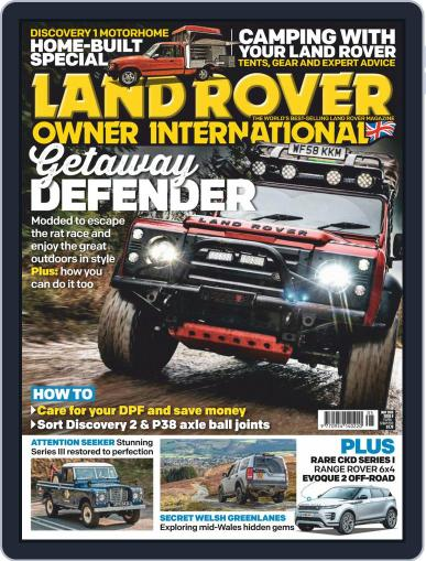 Land Rover Owner (Digital) May 1st, 2019 Issue Cover