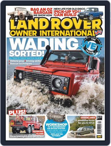 Land Rover Owner April 1st, 2019 Digital Back Issue Cover