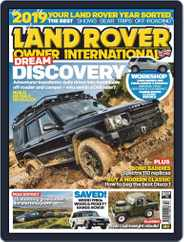 Land Rover Owner (Digital) Subscription February 1st, 2019 Issue