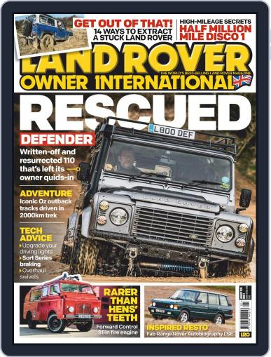 Land Rover Owner (Digital) January 1st, 2019 Issue Cover