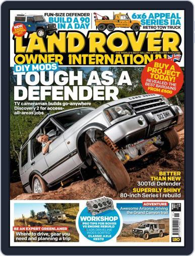 Land Rover Owner November 1st, 2018 Digital Back Issue Cover