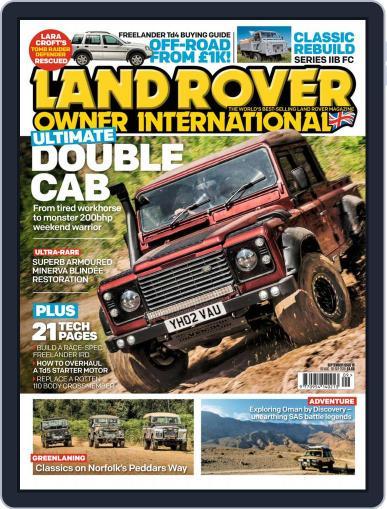 Land Rover Owner September 1st, 2018 Digital Back Issue Cover