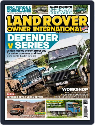 Land Rover Owner (Digital) August 1st, 2018 Issue Cover