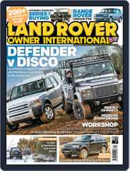 Land Rover Owner (Digital) Subscription April 2nd, 2018 Issue