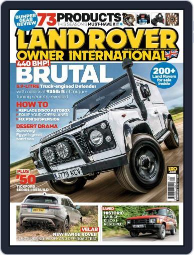 Land Rover Owner December 1st, 2017 Digital Back Issue Cover