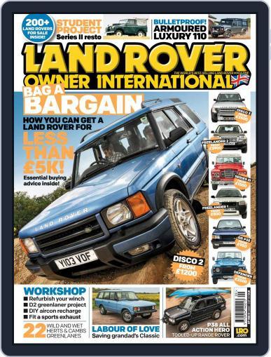 Land Rover Owner (Digital) September 1st, 2017 Issue Cover