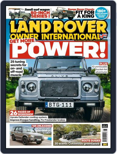 Land Rover Owner (Digital) June 1st, 2017 Issue Cover