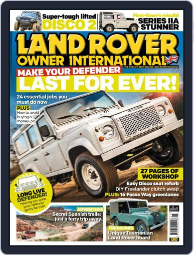 Land Rover Owner (Digital) May 1st, 2017 Issue Cover