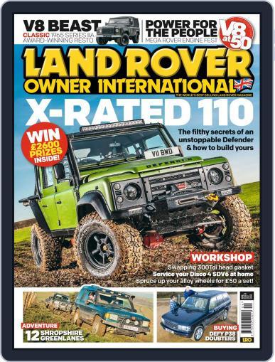 Land Rover Owner April 1st, 2017 Digital Back Issue Cover