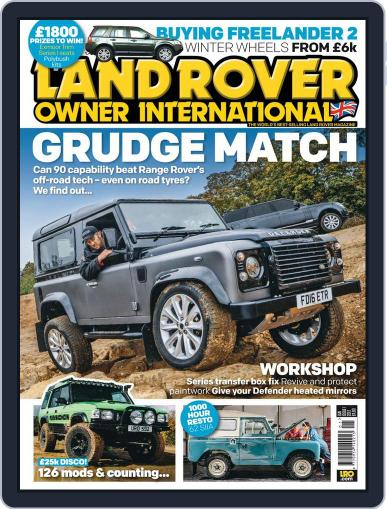 Land Rover Owner January 1st, 2017 Digital Back Issue Cover