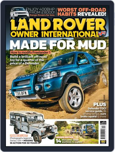 Land Rover Owner (Digital) December 1st, 2016 Issue Cover