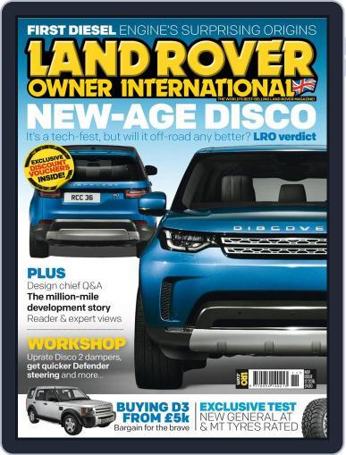 Land Rover Owner November 1st, 2016 Digital Back Issue Cover