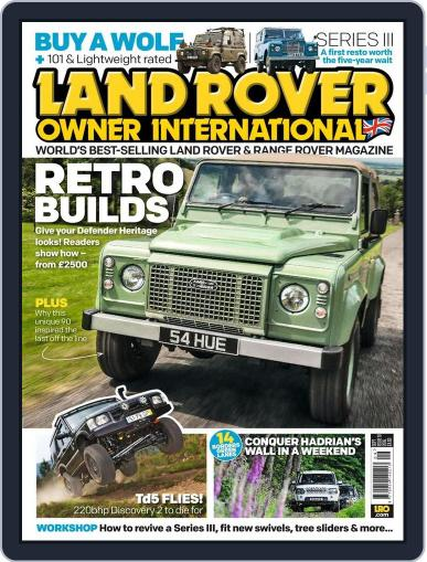 Land Rover Owner (Digital) August 10th, 2016 Issue Cover