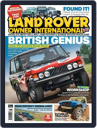 Land Rover Owner July 13th, 2016 Digital Back Issue Cover