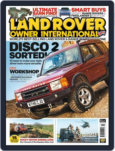 Land Rover Owner March 23rd, 2016 Digital Back Issue Cover