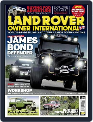 Land Rover Owner (Digital) December 30th, 2015 Issue Cover