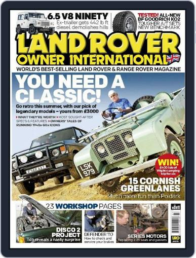 Land Rover Owner (Digital) June 9th, 2015 Issue Cover