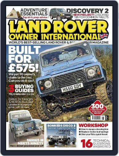 Land Rover Owner (Digital) May 12th, 2015 Issue Cover