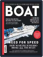 Boat International (Digital) Subscription July 1st, 2020 Issue