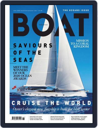 Boat International (Digital) June 1st, 2020 Issue Cover