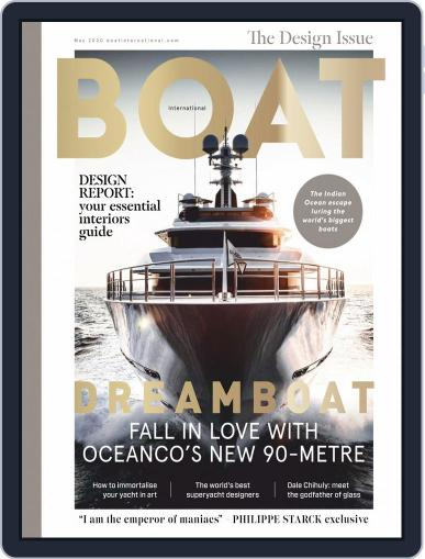 Boat International (Digital) May 1st, 2020 Issue Cover
