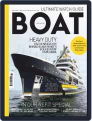 Boat International (Digital) Subscription November 1st, 2019 Issue