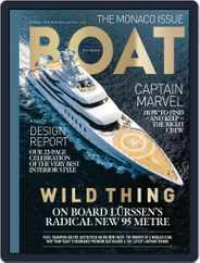 Boat International (Digital) Subscription October 1st, 2019 Issue