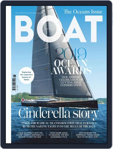 Boat International (Digital) June 1st, 2019 Issue Cover