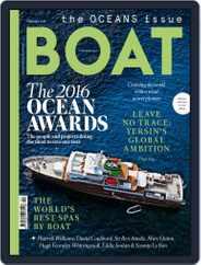 Boat International (Digital) Subscription February 1st, 2016 Issue