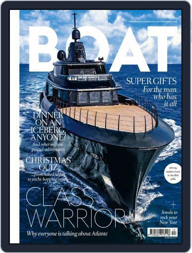 Boat International (Digital) December 1st, 2015 Issue Cover