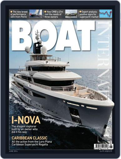 Boat International (Digital) May 8th, 2014 Issue Cover