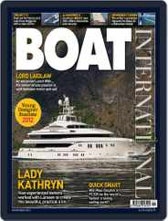 Boat International (Digital) Subscription October 18th, 2012 Issue