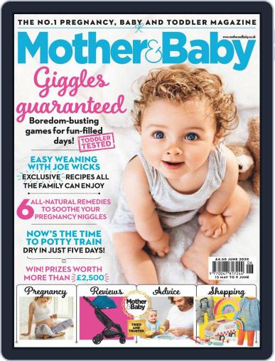 Mother & Baby (Digital) June 1st, 2020 Issue Cover